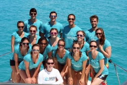 EKU Animal Studies trip to Bahamas